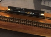 <p>66301 completed and on the programming track to program CV's and test the cab interior lights.																																																																																																																																																																																																																													</p>