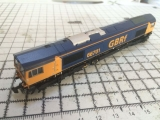 <p>Nice looking loco in an excellent livery, however one of my customer's sent this in with a few problems. With a burnt out decoder and rough running, I was asked to get her running again.																																																																																																																																																																																																																													</p>