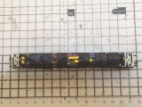 <p>Top view of 66301 showing the neat and tidy wiring and placement of components. This sound conversion was a very tight fit in N gauge, but not impossible!																																																																																																																																																																																																																													</p>