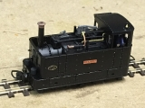 <p>A lovely 009 locomotive which runs well on DCC. It's a great little engine :)																																																																																																																																																																																											</p>