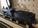 <p>OO gauge L&Y 3F sound conversion with flickering firebox installed.																																																																																																																																																									</p>