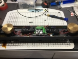 <p>Sound conversion of the O gauge Western completed and ready for testing.																																																																																																																																																									</p>