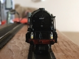 <p>N gauge Graham Farish 'North Eastern' sound conversion with oil lamps fitted to the front.																																																																																					</p>