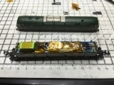 <p>N gauge Graham Farish class 47 sound conversion and weathering																																																																																					</p>