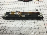 <p>N scale peak DCC conversion, the chassis was milled to allow space for the decoder																																		</p>