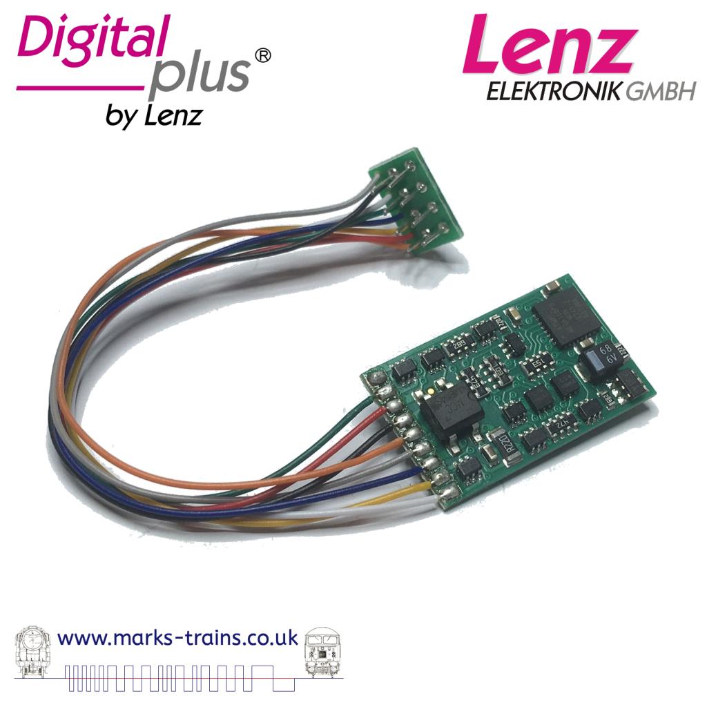 Lenz Standard DCC decoder