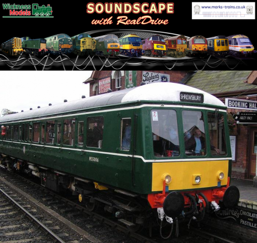 Class 105 Soundscape with RealDrive