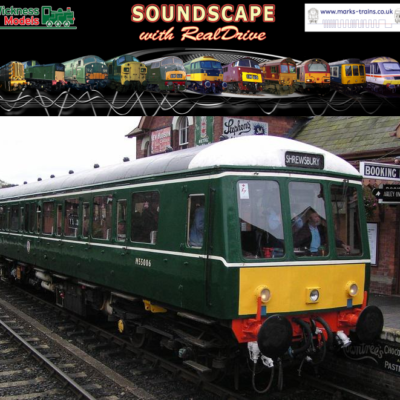 Class 108 Soundscape with RealDrive