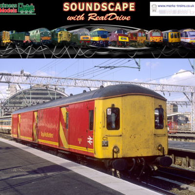 Class 128 DPU Soundscape with RealDrive