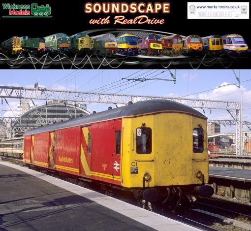 Class 128 DPU Soundscape with RealDrive