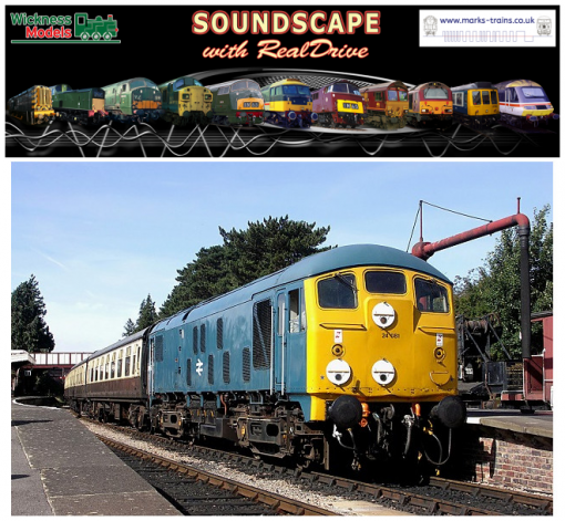Class 24-25 Soundscape with RealDrive