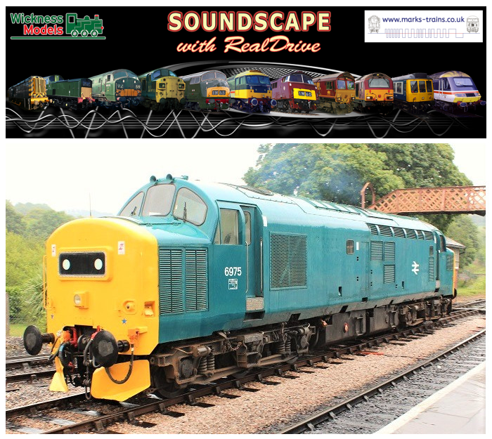Class 37 Soundscape with RealDrive