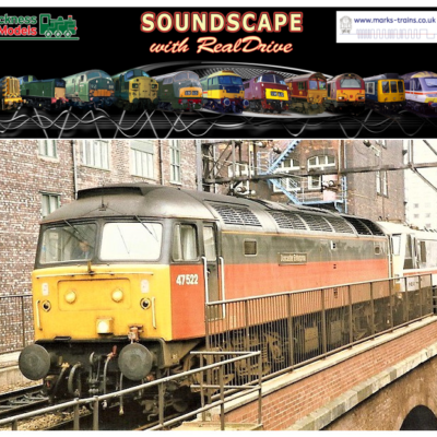 Class 47 Soundscape with RealDrive