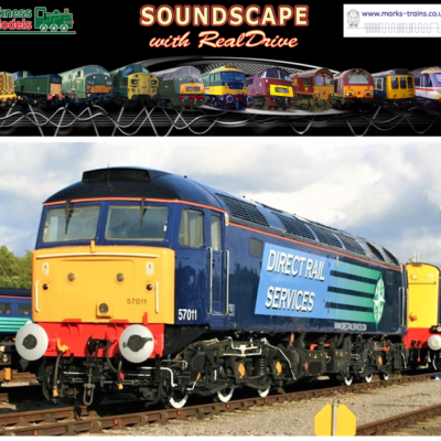 Class 57 Soundscape with RealDrive