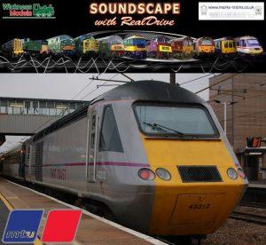 Class 43 (MTU) Soundscape with RealDrive