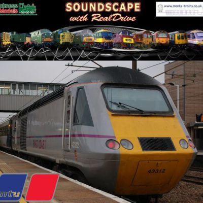 Class 43 (MTU) Soundscape with RealDrive