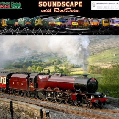 LMS Princess Coronation Soundscape with RealDrive