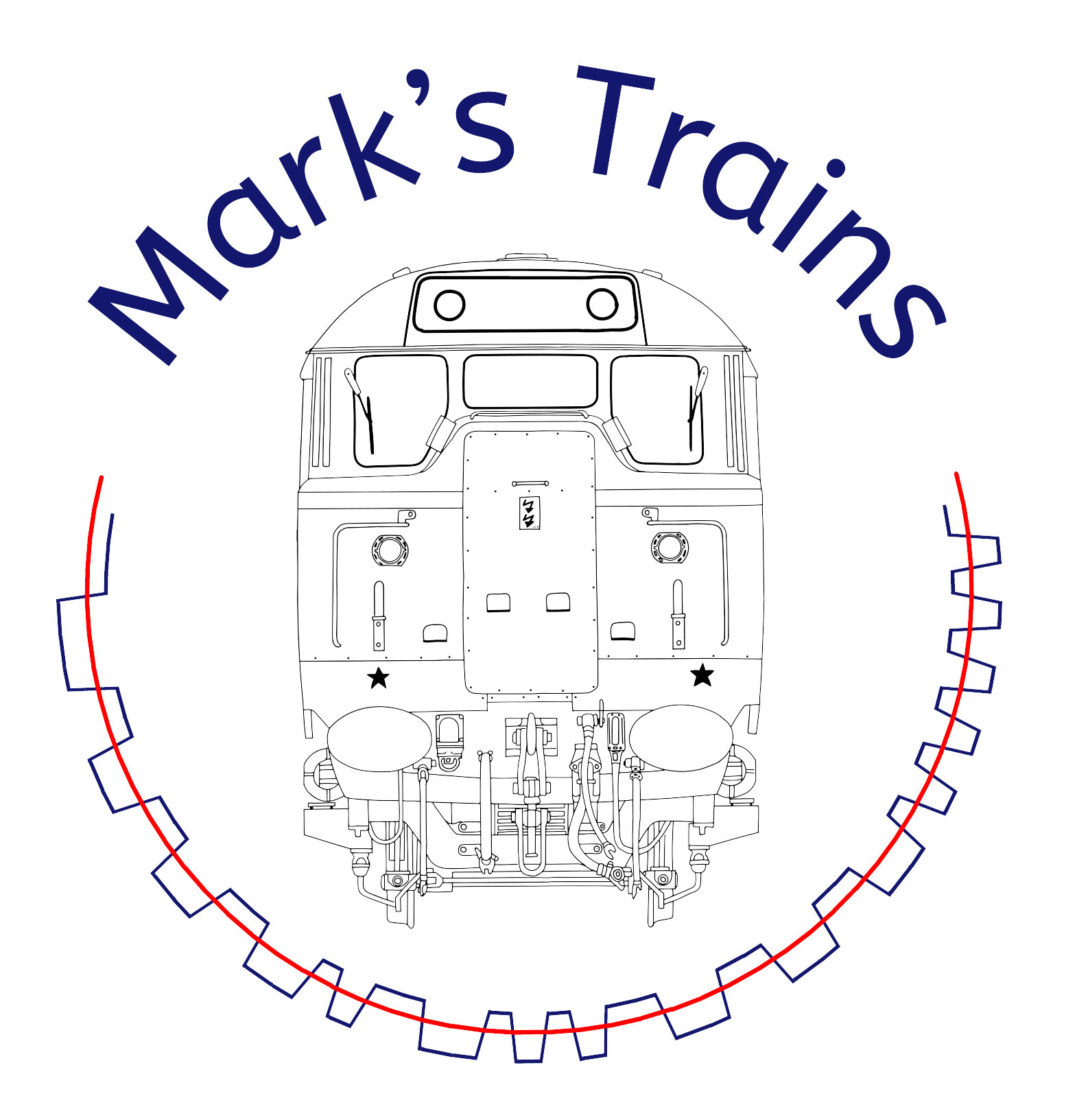 Mark's Trains