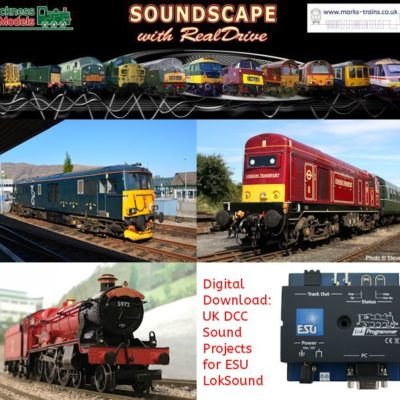 Downloadable UK DCC Sound