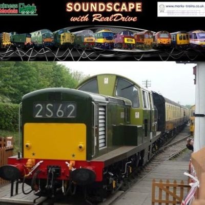 Class 17 Soundscape with RealDrive