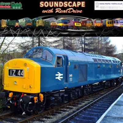 Class 40 Soundscape with RealDrive