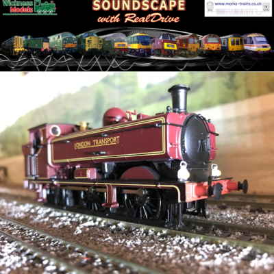 57xx Pannier Soundscape with RealDrive