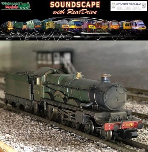 Castle Class Soundscape with RealDrive
