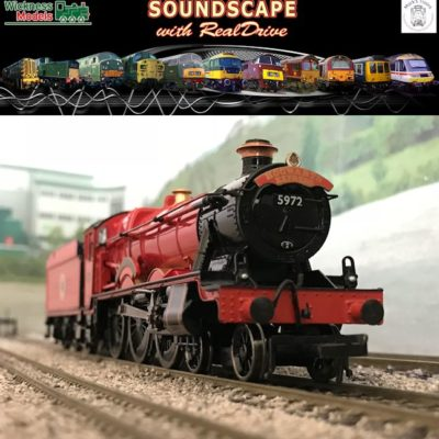 Hall Class Soundscape with RealDrive