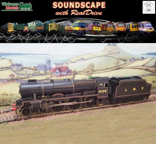 Royal Scot Soundscape with RealDrive