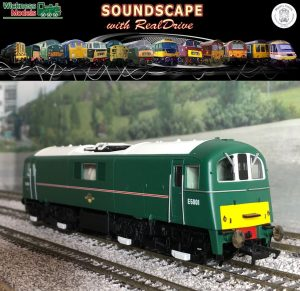 Class 71 Soundscape with RealDrive