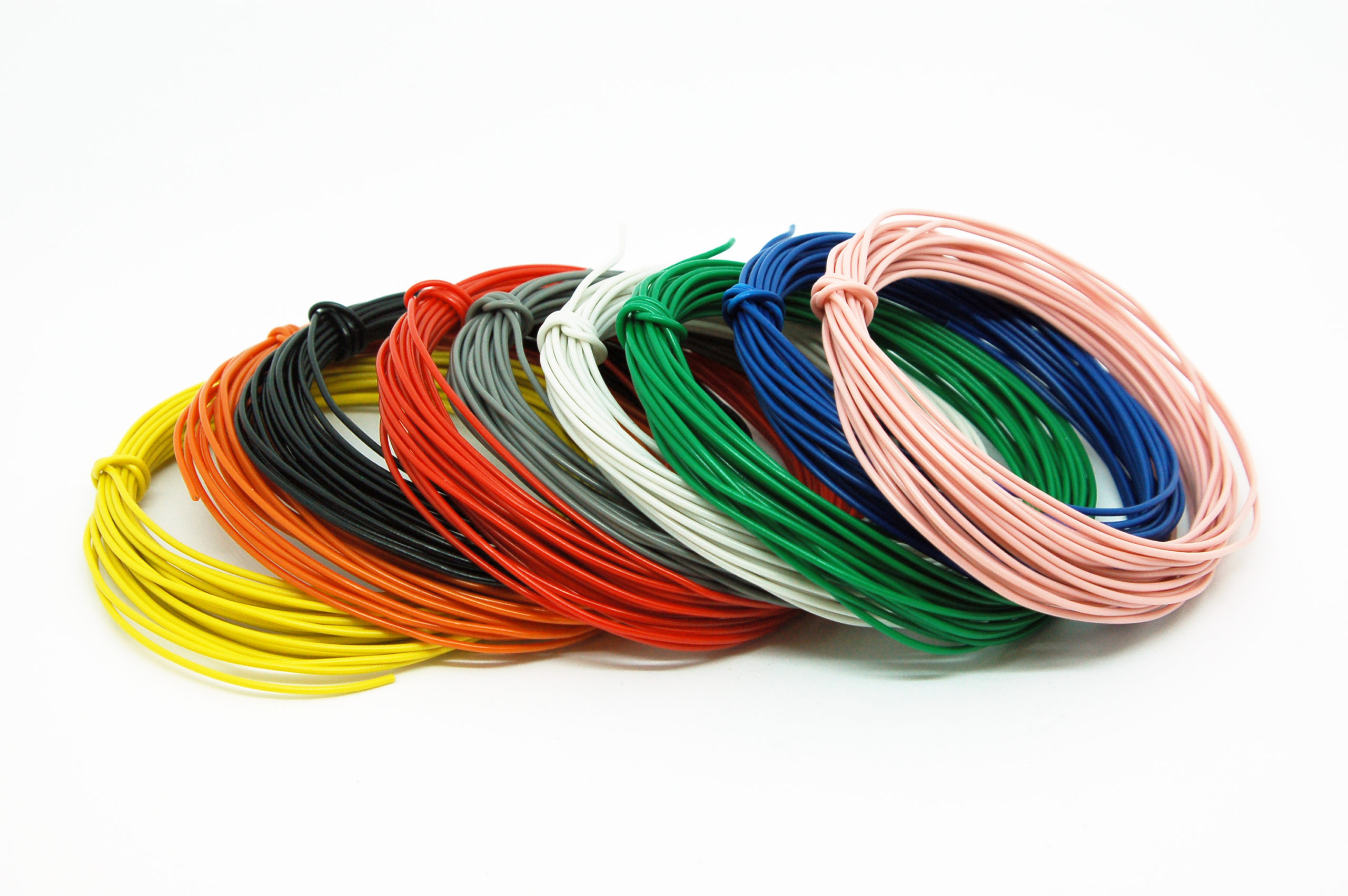 7/0.2mm wire in 5m length