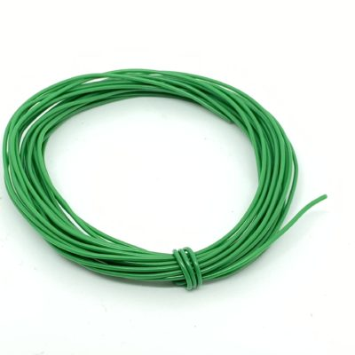 Wire 7/0.2mm Green
