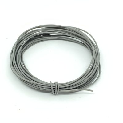 Wire 7/0.2mm Grey