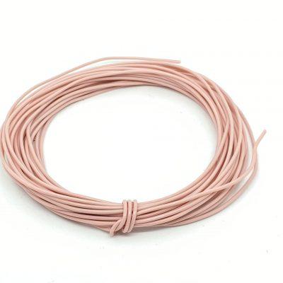 Wire 7/0.2mm Pink