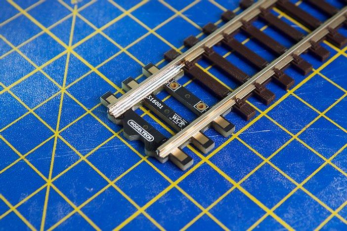 ModelTech HO/OO ProTrack Rail Aligner