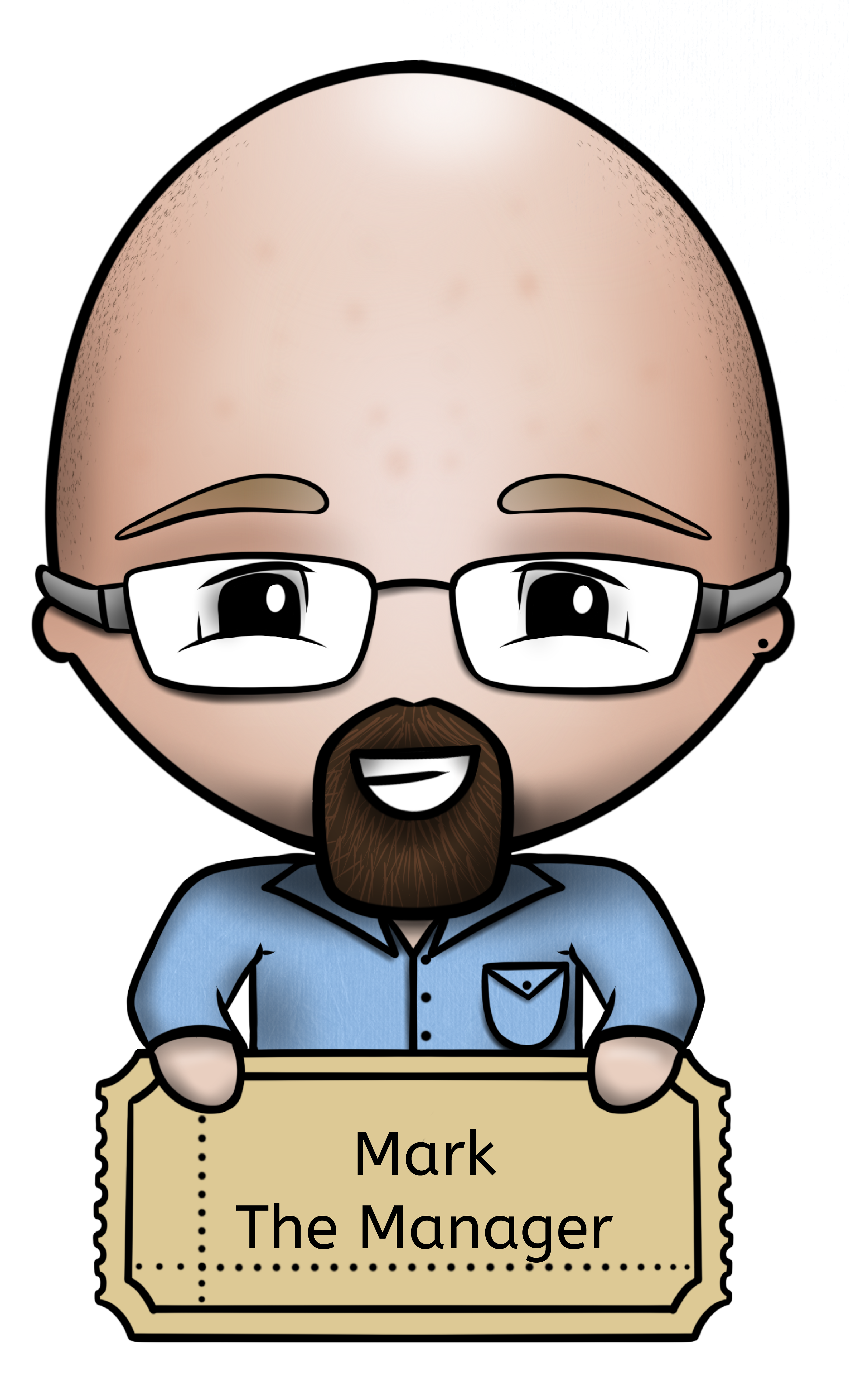 Chibi Me - Mark
