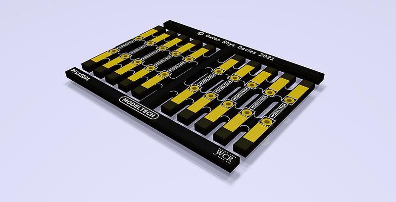 ModelTech ProTrack Power Feeder HO/OO scale PFS16001