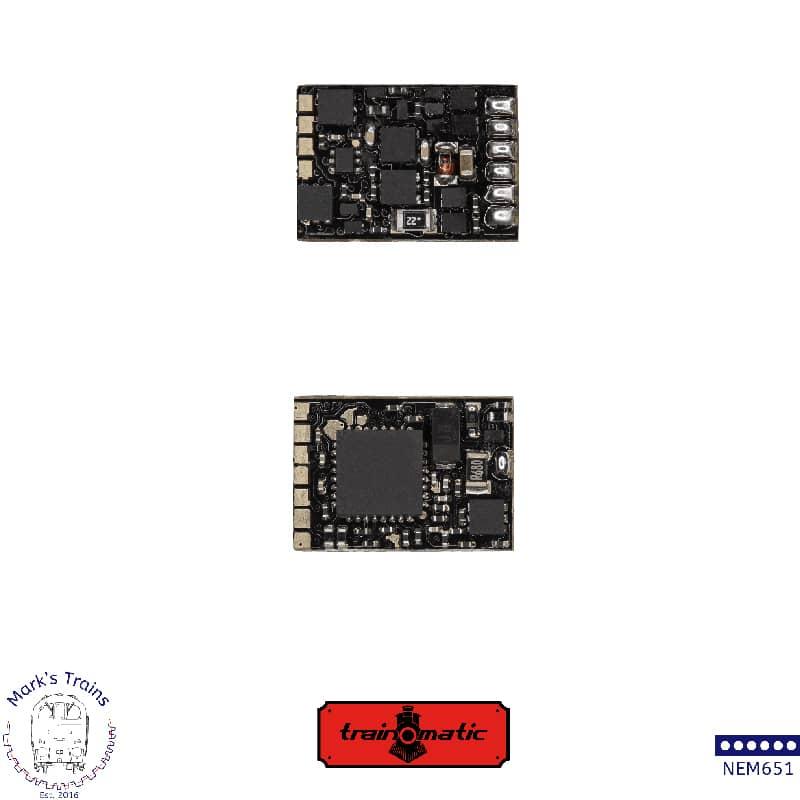 Train-O-Matic Lokommander 2 Micro W6P
